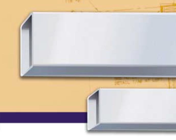 High Strength Galvanized Steel Tubing