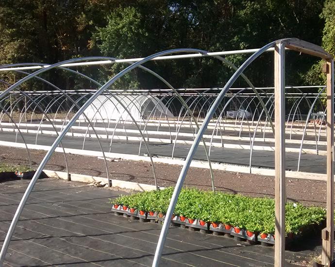 Greenhouse Tubing