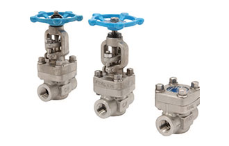 Gate, Globe and Check Valves